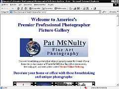 Premier Photography, Pat Mcnulty